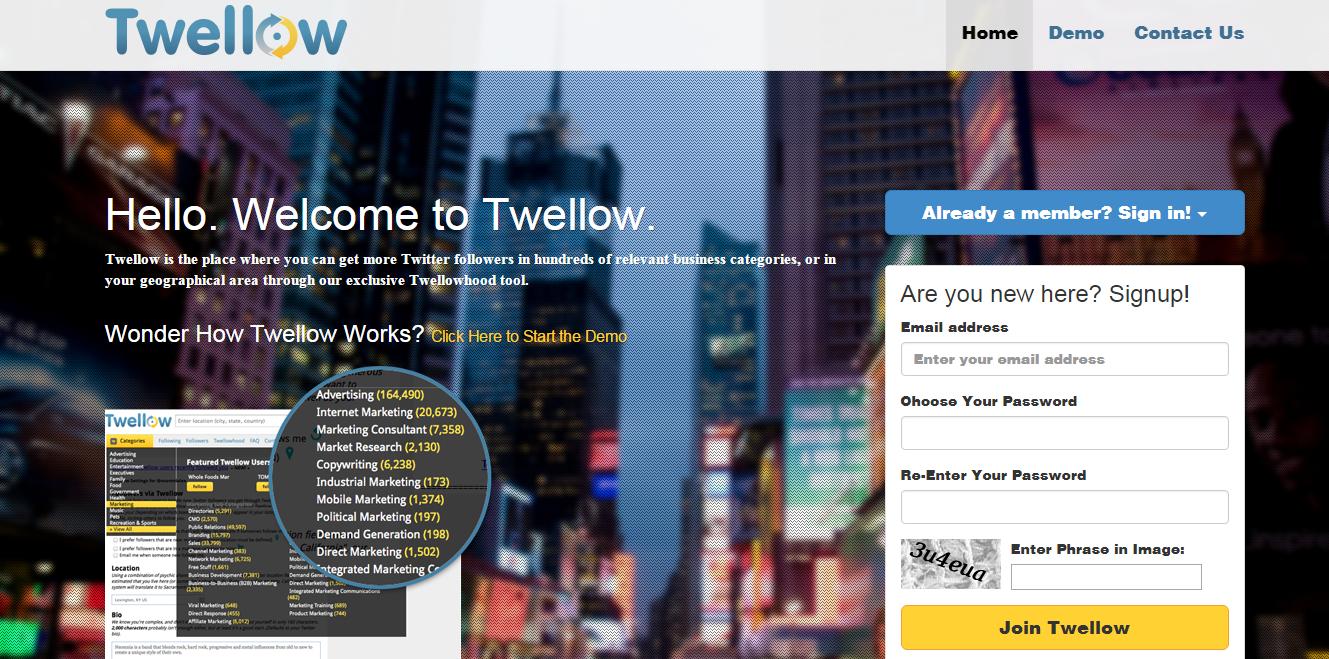 Twellow