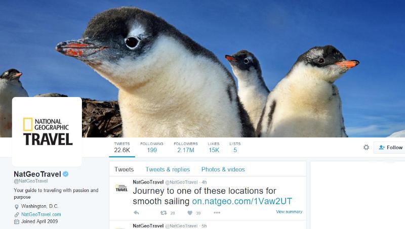 NatGeo Twitter