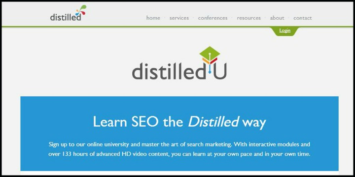 DistilledU by Distilled