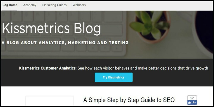 A Simple Step by Step Guide to SEO by Kissmetrics